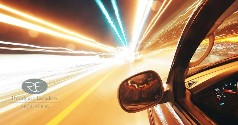 Conducción temeraria exceso de velocidad