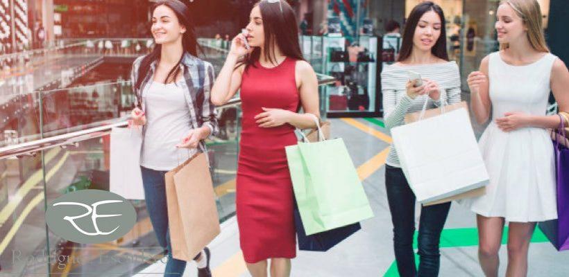 Cómo calcular la indemnización por una caída en un centro comercial