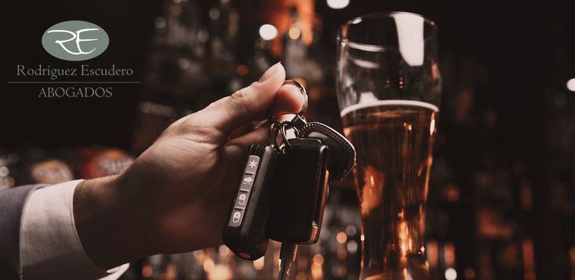 Consecuencias de conducir bajo los efectos del alcohol