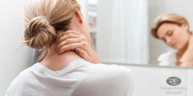 Indemnización en caso de protusión discal como resultado de un accidente