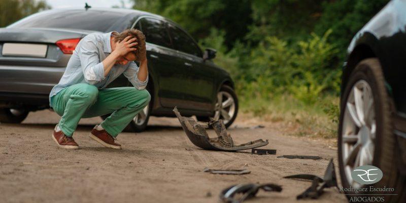 Consecuencias de un accidente de trafico con positivo en alcoholemia