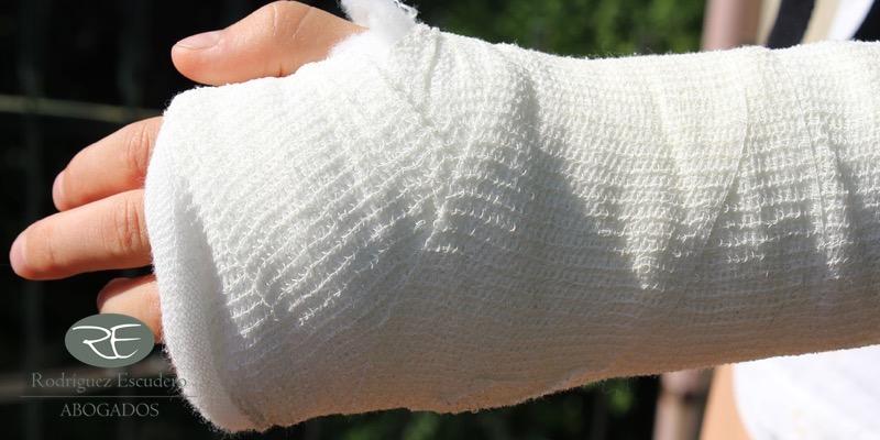 Delito de lesiones por imprudencia grave